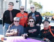 San Francisco Giants, S.F. Giants, photo, 2014, LGBT Night